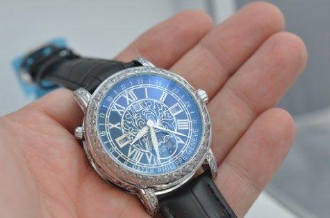 Патек Филип, часы   Philippe Элитные, двусторонние. Patek Мужские   Sk