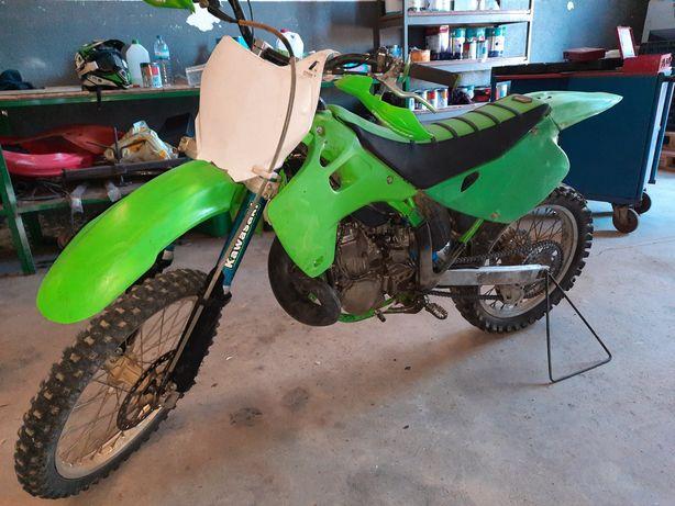 Kawasaki kx 250 cc