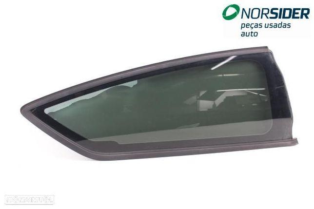 Vidro fixo painel lateral 1 dir Citroen C4 Coupe Van 05-10