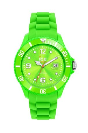 Ice Watch Sili Green Zegarek Zielony Unisex