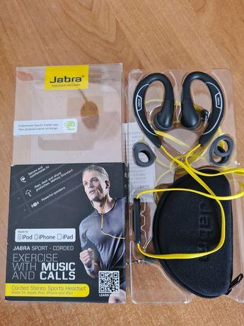 Słuchawki Jabra sport corded for iphone