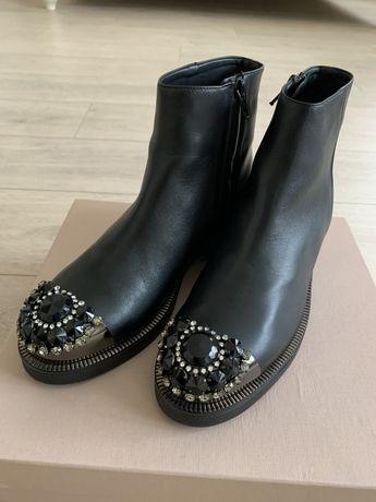 Albano ботинки получапожки полусапоги