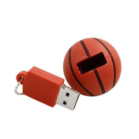Usb-флеш-накопитель JASTER в виде баскетбола, 8 ГБ
