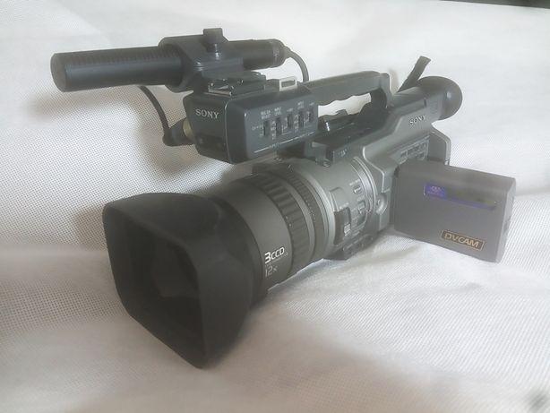 Profesjonalna kamera SONY DSR 150P na kasety DVCAM sprawna