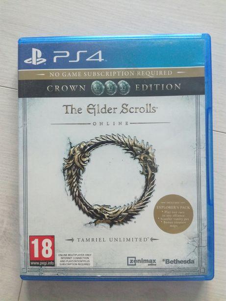 Gra PS4 The Elder Scrolls, jak nowa konsola PS 4