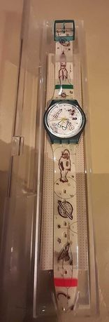Swatch 3D Especial colecção