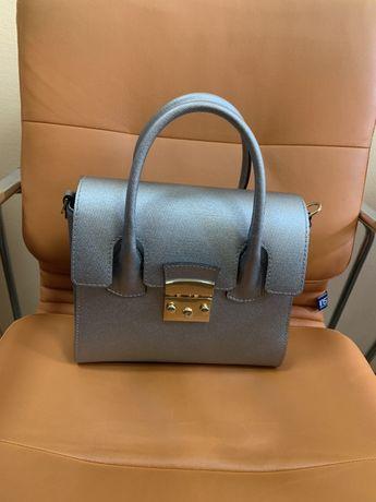 Итальянская сумка Ripani,натуральная кожа!!! Как новая!