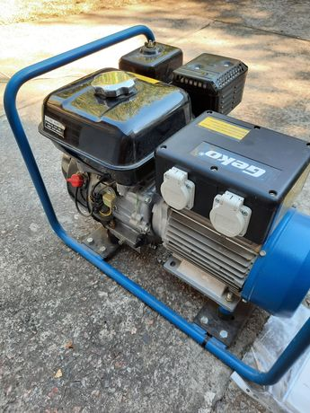Продаю генератор Geko 2600 E-A/HHBA