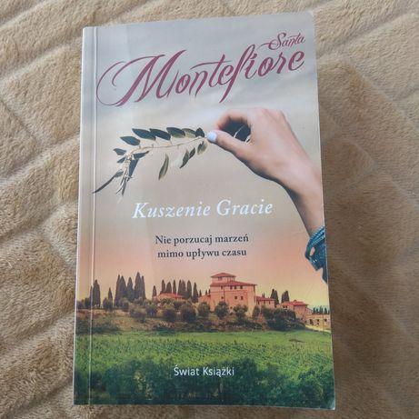 Książka Kuszenie Gracie Santa Montefiore Toskania w tle