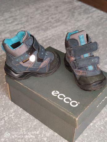 "Ботинки детские зима ""Экко"""