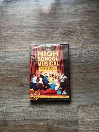 High School Musical - Encore edition. Walt Disney / NOWA, w folii.
