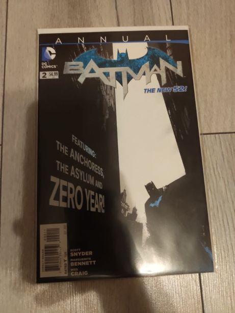 Batman Annual #2 The New 52