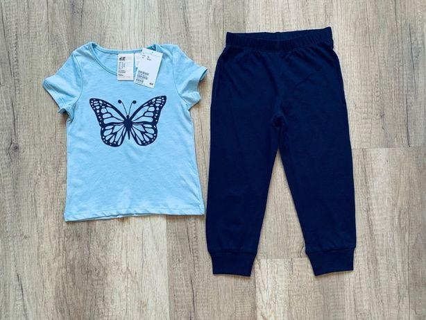 Костюм H&M 1,5-2роки (92см) Спортивні штани і футболка