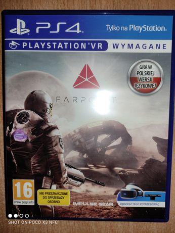 Farpoint PS4 VR PL