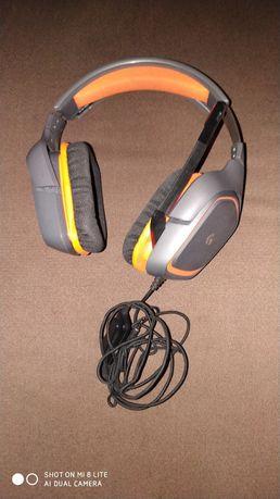Słuchawki gamingowe G231