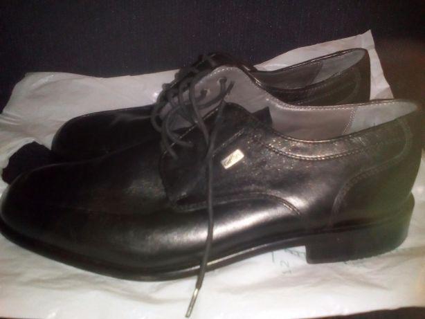 Ботинки мужские 42 р Нат.кожа кожаные Германия Gallus стелька 27,5