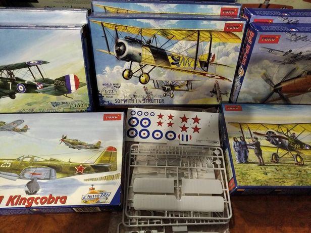Збірні моделі літаків
