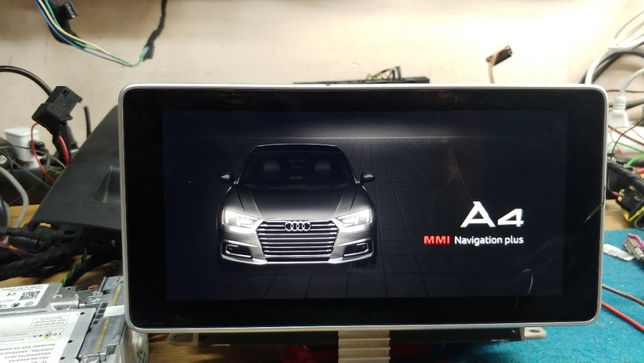 Serwis Audi VW Skoda Seat Delphi Harman Technisat MMi USA EU Mapy 2020
