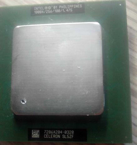 Процессоры Intel (ноутбук, десктоп)