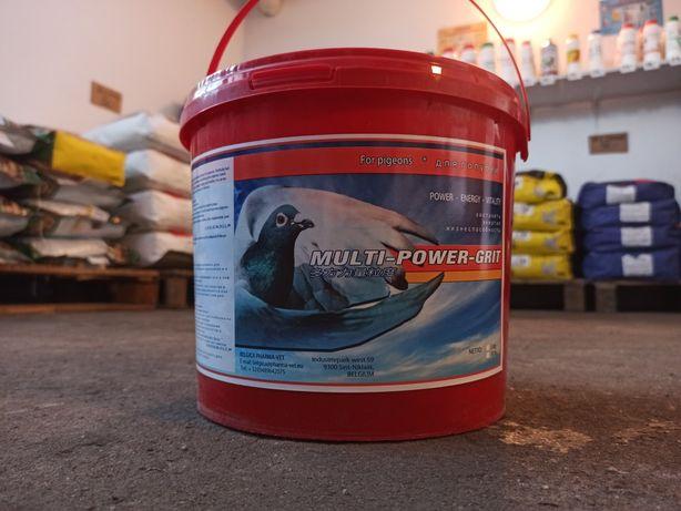 Multi Power Grit dla gołębi 5kg Belgica