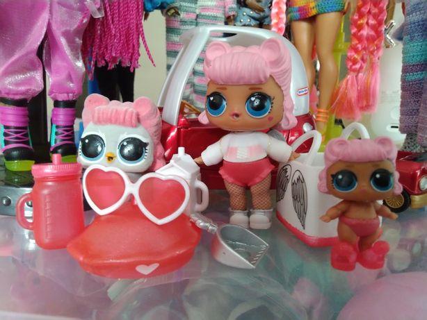 Лол LOL куклы Распродажа семей Скейтер, Балерина, Bonita, Twang и др