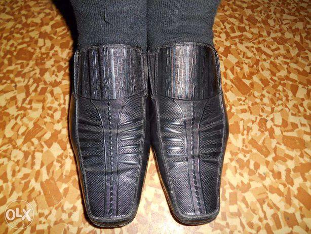 Продам туфли кожаные на мальчика