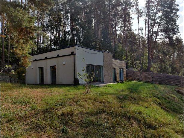 Продажа отличного 120м2 дома возле леса и озера
