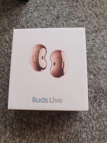 Sprzedam nowe słuchawki Samsung Galaxy Buds Live