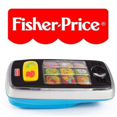Smartfonik telefon Fisher Price