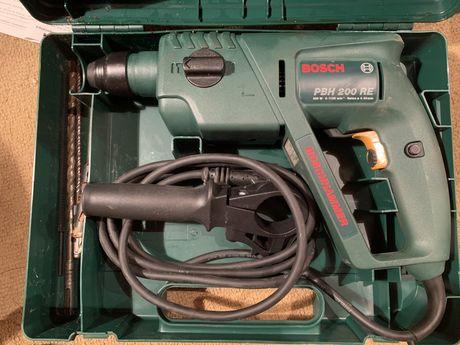 Martelo eletrico Bosch Novo