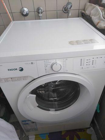 Vendo Maquina de Lavar Roupa Fagor A+++ 8kg