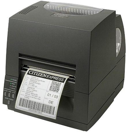 Принтер этикеток Citizen CL-S631+Нож (обрезчик) гильотинный