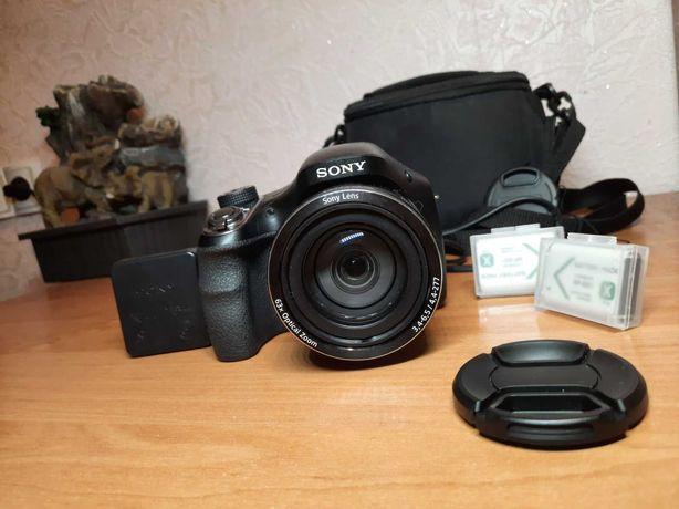 Продам фотоаппарат Sony Cyber-Shot DSC-H400  в отличном состоянии