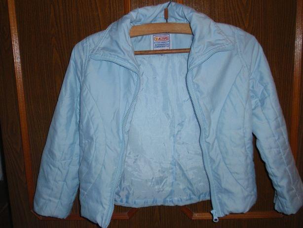 Куртка на дівчинку на 7-8 років / Куртка на девочку 7-8 лет