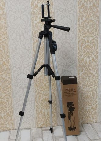 Штатив з пультом для камери і телефону