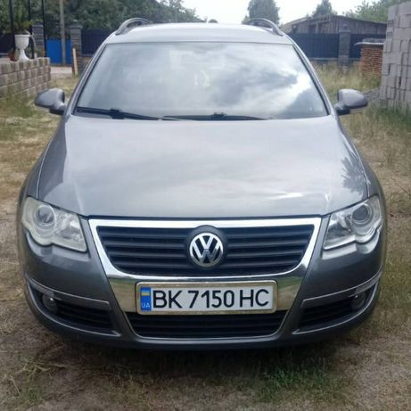 Volkswagen Passat B6 Пасат б6