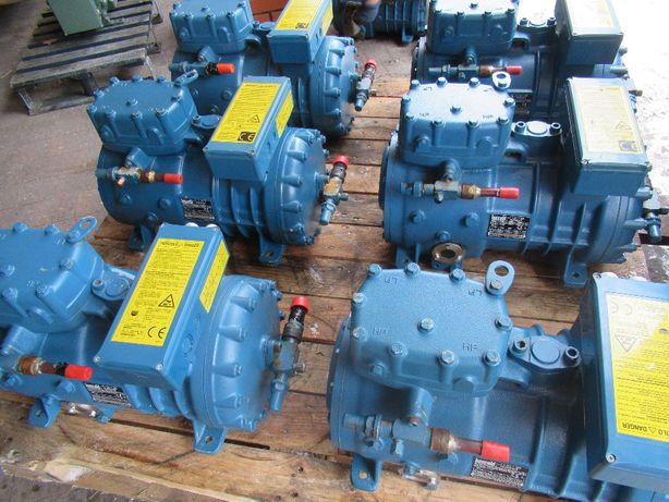 Sprężarka chłodnicza Frascold F5 24.1Y 1000 23.6m3/h AGREGAT