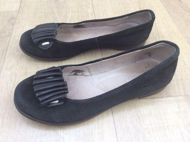 Замшевые туфли Мальви, 33