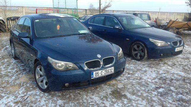 BMW E60 na części