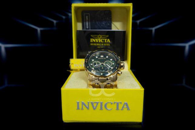 Invicta Pro Diver - Várias Cores - Novos & Selados