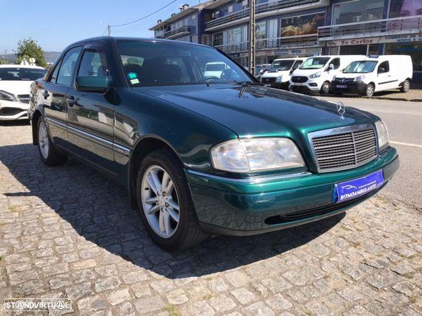 Mercedes-Benz C 220 D Elegance