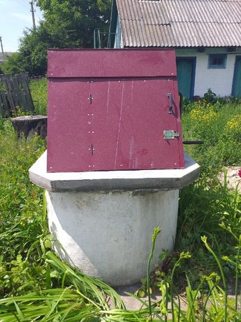 Чистка колодца,углубление колодцев,копка канализации,септика.траншеи