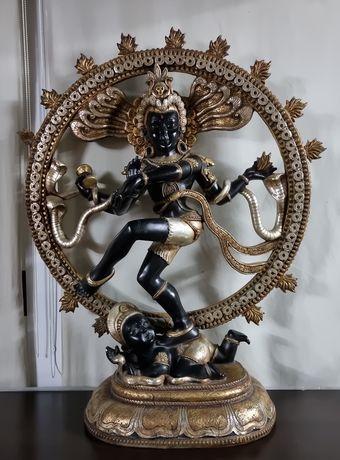 Escultura deus indu 1,30mt