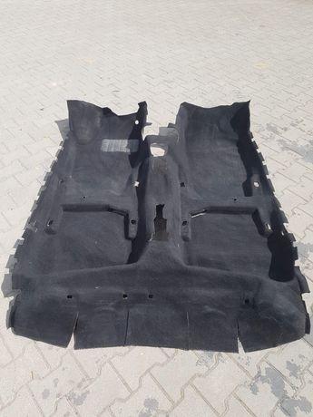 SEAT IBIZA III 02-08R 5D CORDOBA dywan wykładzina podłoga czarny