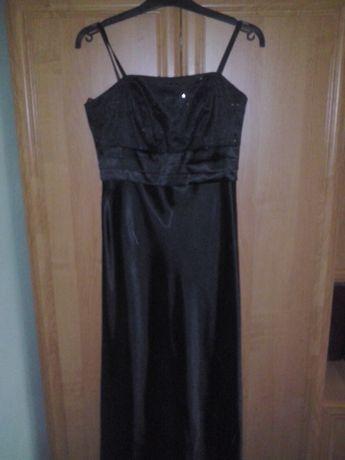 Suknia czarna