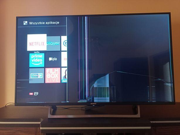Telewizor Sony KDL-49WE755 Uszkodzony