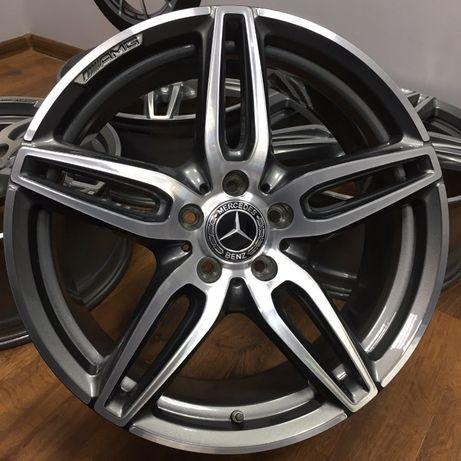 Оригинальные диски Mercedes E-Class W213 AMG 5x112 R19