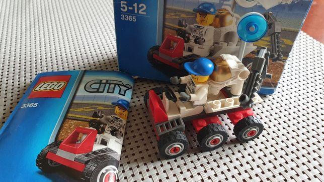 Lego City 3365 Łazik księżycowy