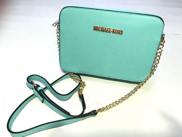 Michael Kors MK torebka damska -seledynowa zielona