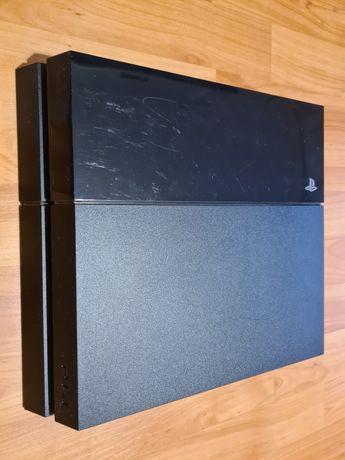 PlayStation 4 Fat 500 GB + jeden pad
